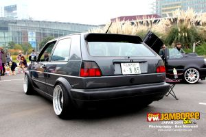 JAPAN mk2 Golf by Axesent