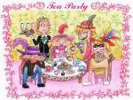Tea Party by Carylyn