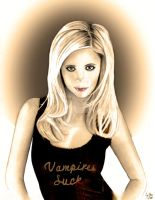 Buffy by JohnJohn-the-Baptist