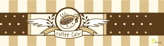 Coffee Cafe' by GLASSESGIRL
