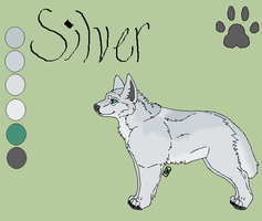 Silver Ref. by Ink--Chan