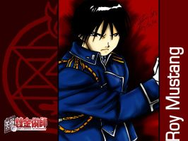 Roy Mustang WP by KBladez