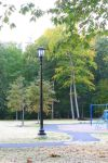 park lamp post 6638 by Moon-WillowStock