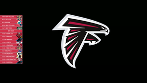 Atlanta Falcons 2013 Schedule Wallpaper by SevenwithaT