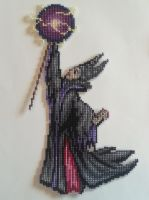 Maleficent - Kingdom Hearts Chain of Memories by animestyle13
