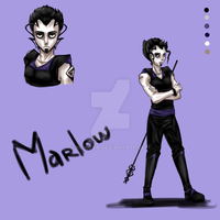 Marlow Reference by DollNeko