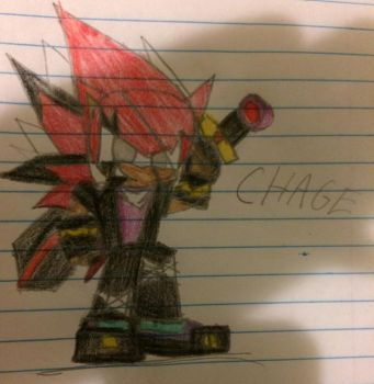 Chage (Roll and char fusion) by ROLLPOWER77