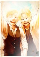 Ed and Al forever by lovefma