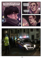 The Mysterious Case of Sherlock Holmes! Page 34 by Yuki-Almasy