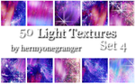 Light Textures Set 4 by hermyonegranger