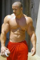 Hot Shirtless Guy 14 by Stonepiler