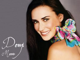 Demi Moore by Lord-Iluvatar
