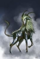 concept creature 01 by Suzanne-Helmigh
