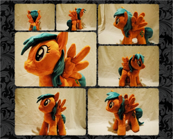 Sun Stone: The Plush by VinylBecks