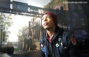 Delsin Rowe Cosplay by dinobot2000