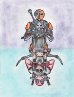 Bounty Hunters And Aprrentices by bobomomobobo