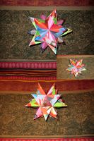 30 modules origami step by step : final step 1 by human-chaos