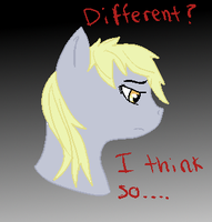 Different? by Felix-Whiskers