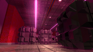 Pink Lit Cargo 2 by TheBothan