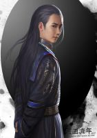 A PRINCE FROM QING DYNASTY 2 by hiliuyun