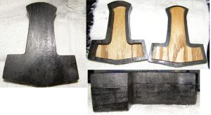 Thors Hammer Box Finished by Des804