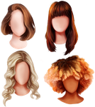 hairstyles pack by tashamille