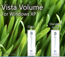 Vista Volume for Windows XP by Dantaylor17