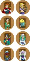 Ni No Kuni: The Full Cast by JesIdres