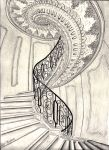 Spiral Staircase by BWald1