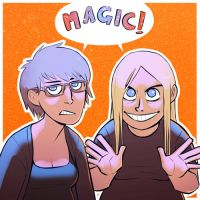 Magic! by TheScatterbrain