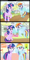 Rainbow Rocks. by Coltsteelstallion