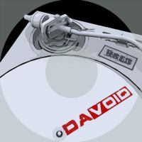 daVOID CD Label by blade2085
