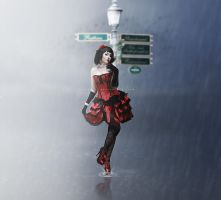 Kiss The rain by Secr3tDesign