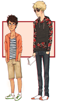 tfw your bf is tall and ur not by tempestSylph