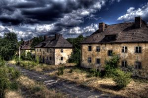 Russain Barracks Houses by Diesel74656
