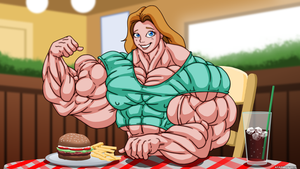 Super Size It! by Atariboy2600