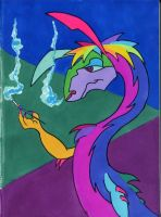 smot the magic dragon by jojothe1derbunny