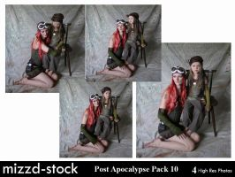 Post Apocalypse Pack 10 by mizzd-stock