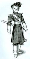 Death Lord: Lord Thundro by LordCavendish