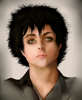 Billie Joe Armstrong by ssnugglepunk