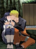 NaruHina Secret Lovers: Ch 3 by Kyoshi-M