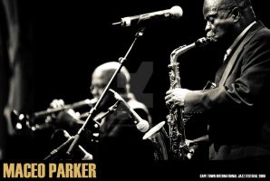 CT Jazz Fest Maceo Parker 5 by charlfourie