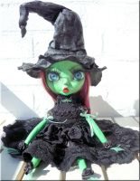little Wicked Witch of the West by SoDarkSoCute