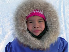 Little Inuk by Chachai