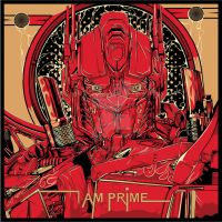 Optimus Prime by BeautyMind