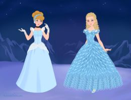 New Cinderella by M-Mannering