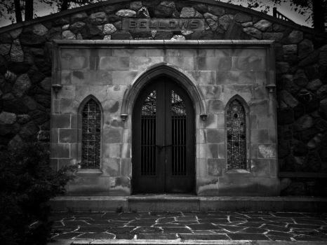 Bellows' Crypt by LAPoetry-n-Photo