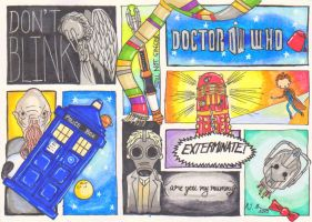 Doctor Who? by Pinkie-Perfect