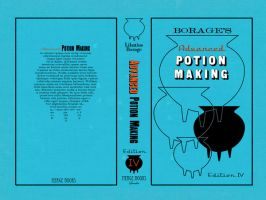 Advance Potion Making Book Edition IV by jhadha