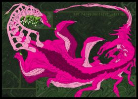Pathologically Pink by CBSorgeArtworks